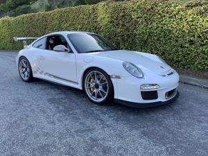 2010 Porsche 911 GT3 RS Sport Chrono Package Plus