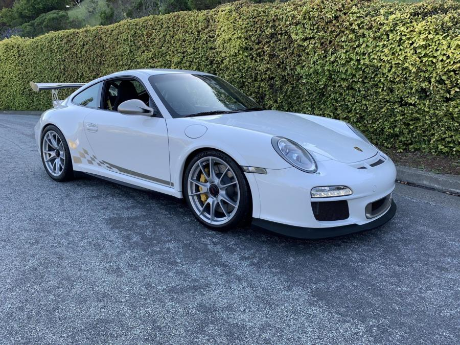 Porsche 911 GT3 RS Sport Chrono Package Plus (997) (NA) '2010