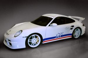 2010 Porsche 911 GTurbo by 9ff