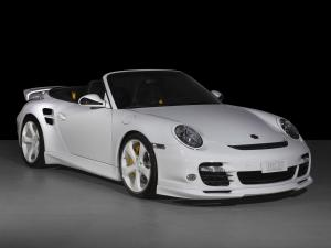 2010 Porsche 911 Turbo Cabriolet by TechART