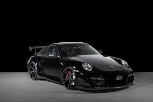 2010 Porsche 911 Turbo GTStreet R by TechART