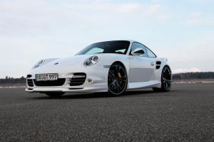 Porsche 911 Turbo S by TechART 2010 года