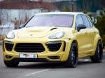 Porsche Cayenne Radical Gold Star by MET-R 2010 года