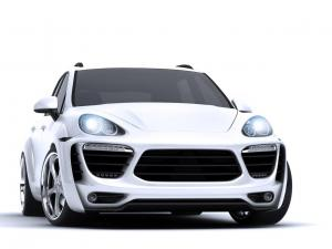 Porsche Cayenne Radical Star by MET-R 2010 года