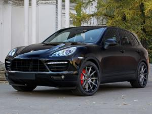 2010 Porsche Cayenne Turbo by TopCar