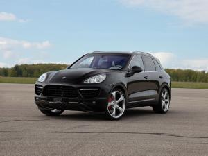 2010 Porsche Cayenne by TechART
