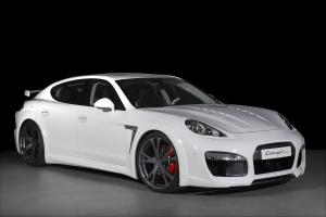 Porsche Panamera Concept One by TechART 2010 года