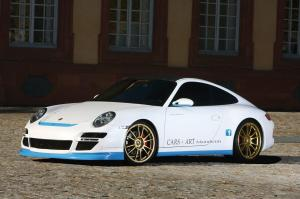 Porsche 911 Carrera 4S Cars and Art