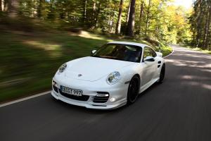 Porsche 911 Turbo by TechART 2011 года