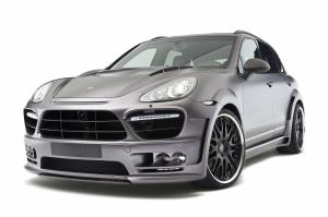 Porsche Cayenne Guardian by Hamann 2011 года