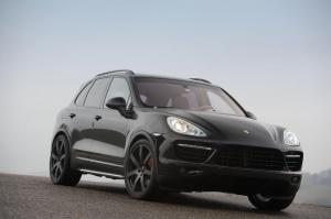 2011 Porsche Cayenne Turbo SP580 by Sportec