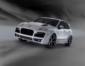 2011 Porsche Cayenne Turbo by TechART