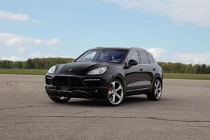 2011 Porsche Cayenne by TechART