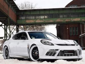 2011 Porsche Panamera Turbo Moby Dick by Edo Competition