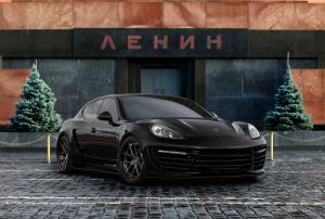 2011 Porsche Panamera Turbo S by TopCar
