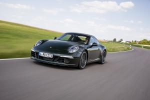 2012 Porsche 911 Club Coupe