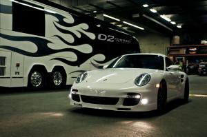 2012 Porsche 911 Turbo MB1 by D2 Forged