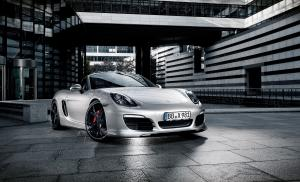 Porsche Boxster by TechART 2012 года