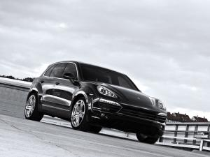 Porsche Cayenne Wide Track Edition by Project Kahn 2012 года
