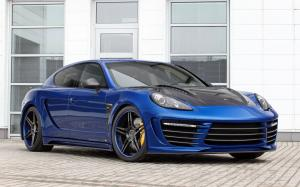 Porsche Panamera Stingray GTR by TopCar 2012 года