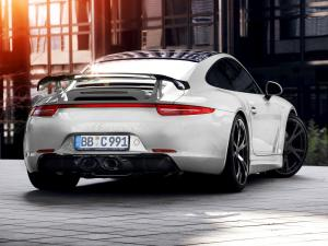 Porsche 911 Carrera 4 Coupe by TechArt 2013 года