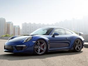 Porsche 911 Carrera Stinger by TopCar 2013 года