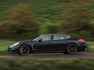 Porsche Panamera Turbo Executive 2013 года