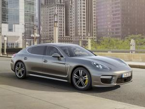 2013 Porsche Panamera Turbo S Executive