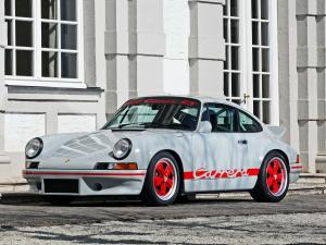 Porsche 911 DP964 Classic RS by DP Motorsport 2013 года