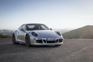 Porsche 911 Carrera 4 GTS Coupe 2014 года