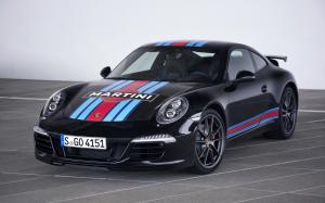 Porsche 911 Carrera S Martini Racing 2014 года