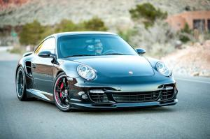 2014 Porsche 911 Turbo by Switzer Performance