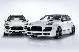 2014 Porsche Cayenne S Diesel by TechArt