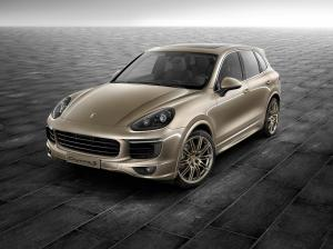2014 Porsche Cayenne S by Porsche Exclusive