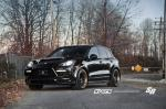 Porsche Cayenne Turbo S by Mansory and SR Auto Group and DXSC 2014 года