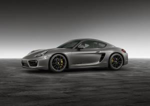 Porsche Cayman S by Porsche Exclusive 2014 года