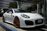 Porsche Panamera Grand GT by TechArt and ProDrive on ADV.1 Wheels 2014 года