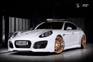 Porsche Panamera Grand GT v2 by TechArt and ProDrive on ADV.1 Wheels 2014 года