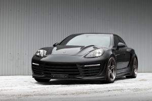 Porsche Panamera Stingray GTR by TopCar 2014 года