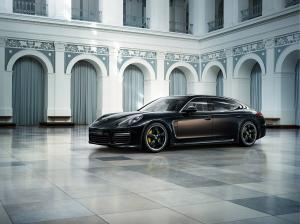 Porsche Panamera Turbo S Executive Exclusive Series 2014 года