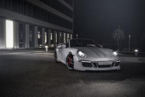 2015 Porsche 911 Carrera GTS Cabriolet by TechArt