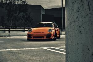 2015 Porsche 911 GT3 RS by GMG Racing