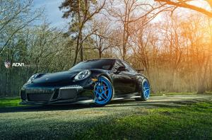 2015 Porsche 911 GT3 by EVS Motors on ADV.1 Wheels (ADV05SMV2CS)
