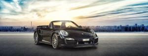 2015 Porsche 911 Turbo S Cabriolet by O.CT Tuning