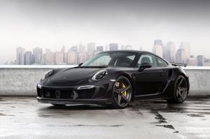 2015 Porsche 911 Turbo Stinger GTR by TopCar on ADV.1 Wheels (ADV5MV2SL)
