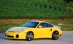2015 Porsche 911 Turbo by RUF on ADV.1 Wheels (ADV5MV1CS)
