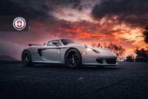2015 Porsche Carrera GT on HRE Wheels (P101)