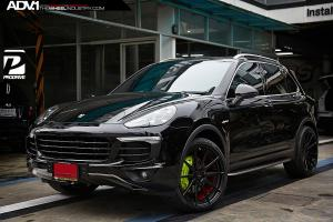 2015 Porsche Cayenne S Hybrid by ProDrive on ADV.1 Wheels (ADV10MV2CS)