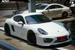 Porsche Cayman by ProDrive on ADV.1 Wheels (ADV7TSCS) 2015 года