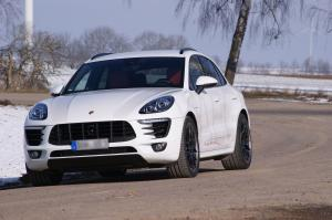 Porsche Macan S Diesel by Kaege Performance 2015 года